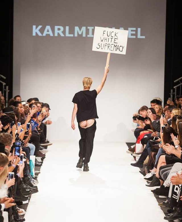 Karl Michael @ MQ Vienna Fashion Week