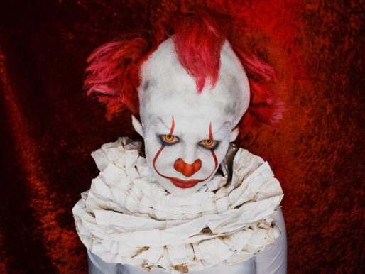 Pennywise from It by Pandora Nox